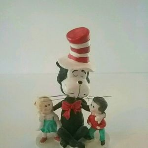 2003 The Cat in the Hat Bobblehead Knick-knack